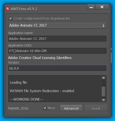 Adobe Illustrator CC 2018安装amtlib dll找不到怎么办